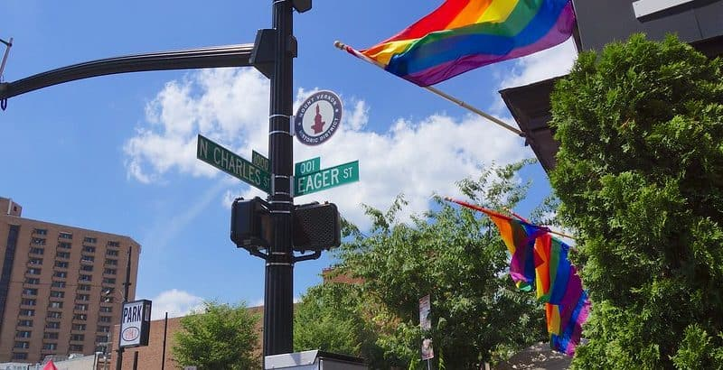 Trans Activists Rally In Bmore For Healthcare Access, Housing, And Other Services